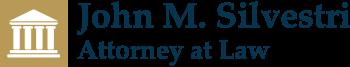 John M. Silvestri Attorney at Law Header Logo